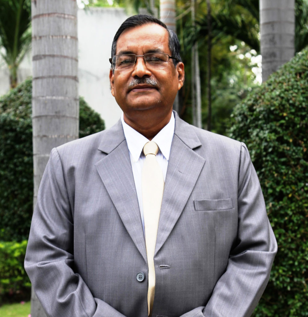 Prof. Jayant K. Routray