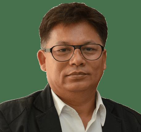 Dr. Ram C. Bhujel