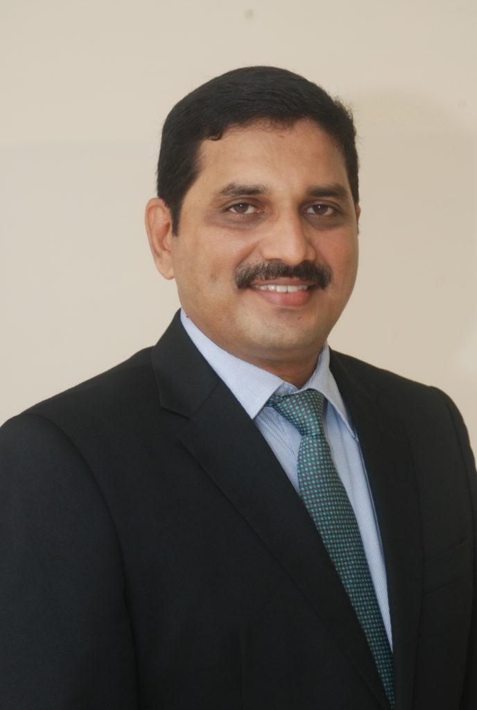 Dr. Krishna R. Salin