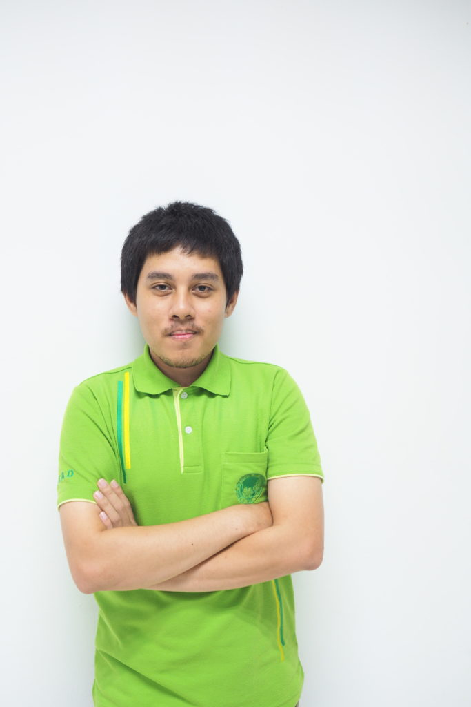 Mr. Pakawat Chinthaisong