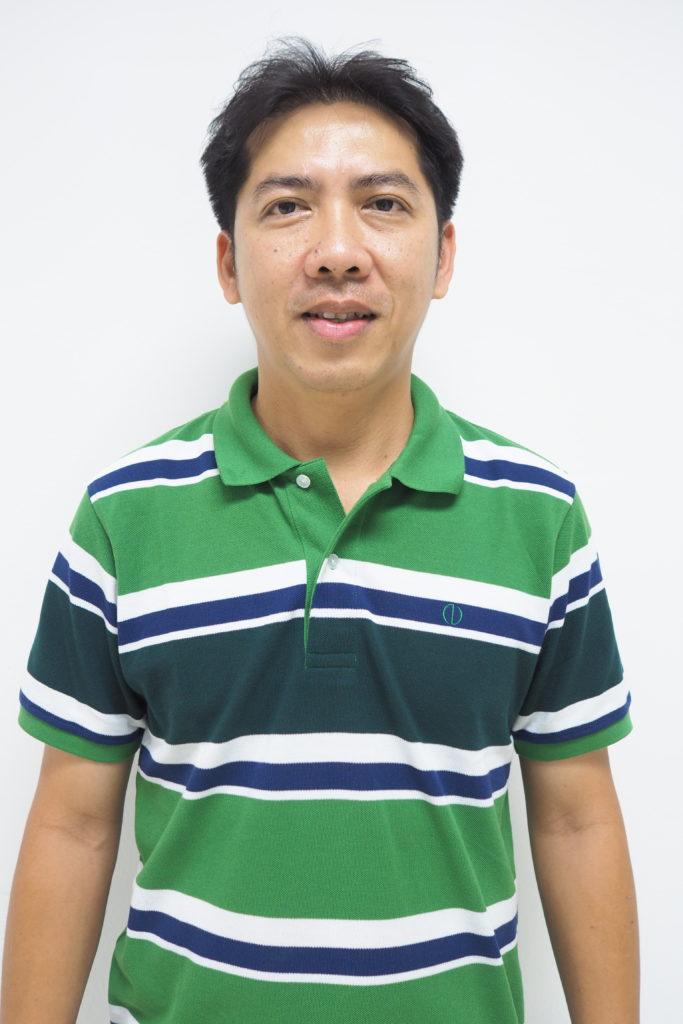 Mr. Panupong Boonyanun