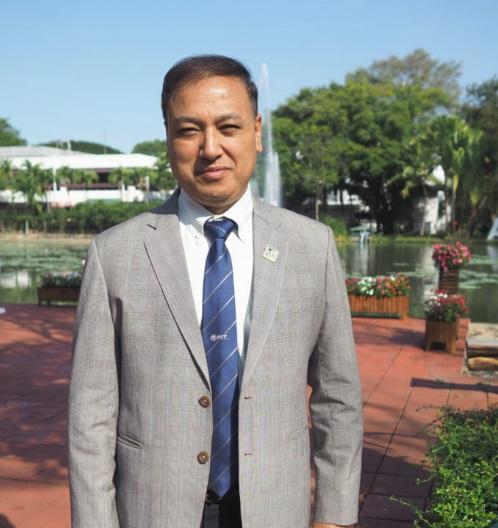 Prof. Rajendra P. Shrestha