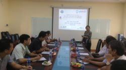 Research activities of Prof. Nguyen Thi Kim Oanh's in Hanoi and Ho Chi Minh city
