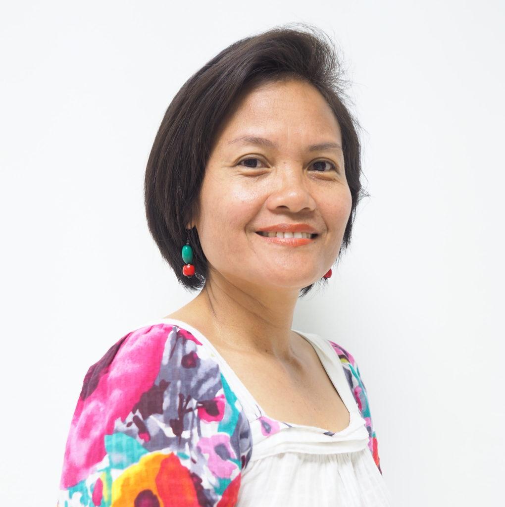 Mrs. Agnes Pardilla Tayson