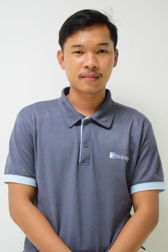 Mr. Perapong Piwichai