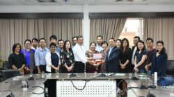 Visit from the Yangon University of Economics (YUE)