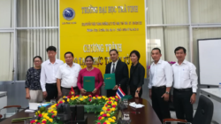 AIT signs MoU with Tra Vinh University and SERD starts a new Professional Master's in Environment and Sustainable Development