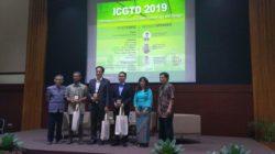 Dr. Ekbordin Winijkul as Keynote speaker in International Conference on Green Technology and Design in Bandung, Indonesia