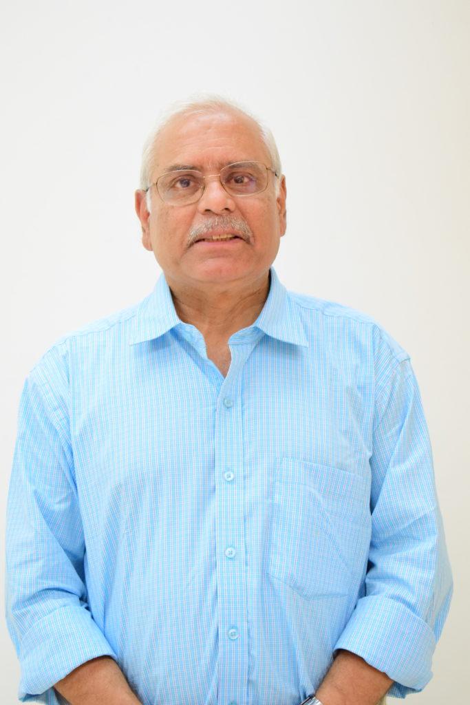 Prof Narendra G Shah