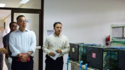AIT President Dr.Eden Y.Woon visited School of Environment, Resources and Development