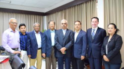 Collaboration possibilities with Muslim Educational Society (MES) College of Engineering, India