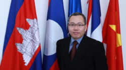 An Pich Hatda of Cambodia, Alumnus of SERD, academic program Agricultural Systems  (1997) appointed new CEO of the Mekong River Commission