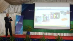 """""""Co-fueling of Plastic Waste in Cement Industry"""" lecture by Prof. C. Visvanathan"""