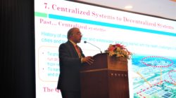 Mega Trends in Water and Wastewater Treatment Processes – keynote speech by Prof. Chettiyappan Visvanathan