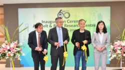 Dr. Wenchao Xue , appointed as the first Director of the Belt & Road Research Centre