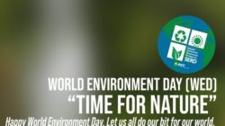 """Message from Dean SERD on """"World Environment Day"""""""